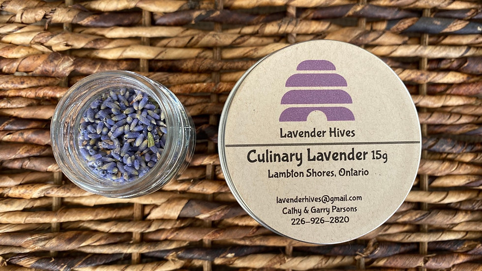 LH - Culinary Lavender 15g