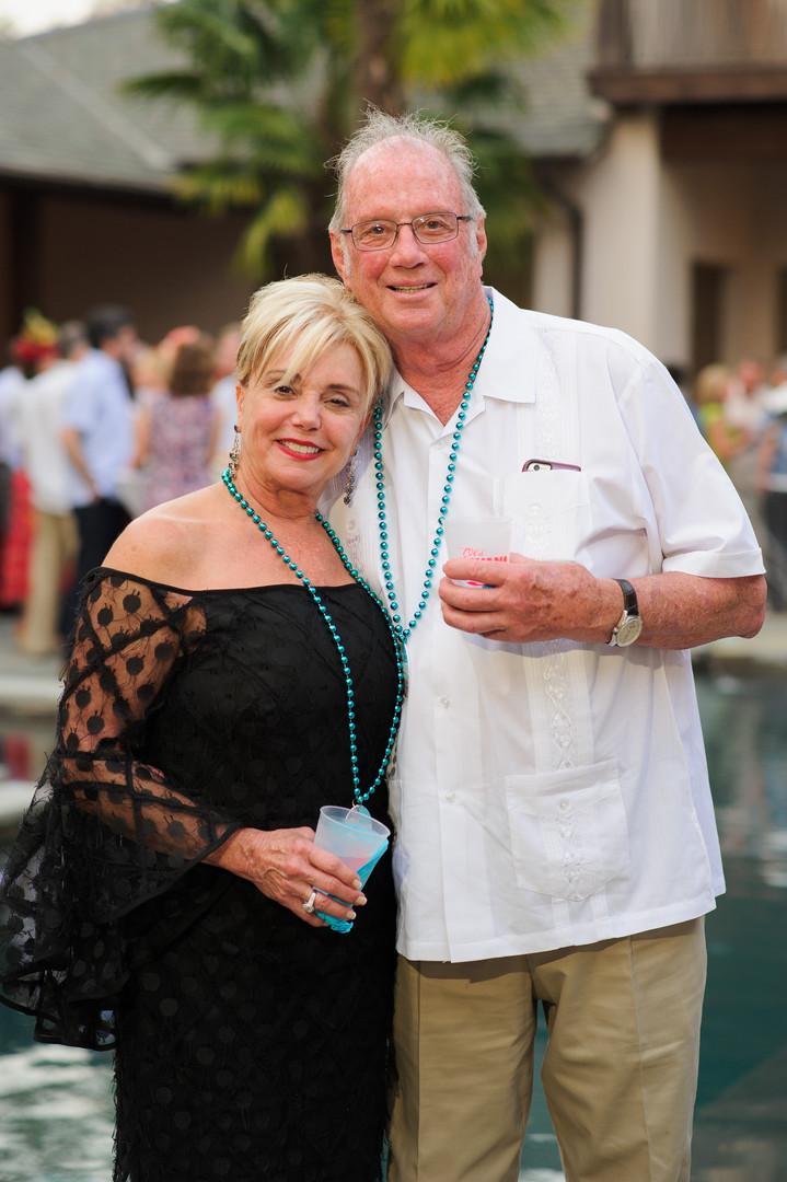 David Manship and Alice Lamar