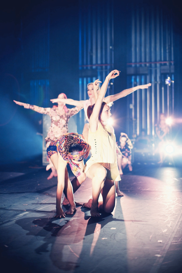 """Summer,"" choreographed by Irene Rampino"