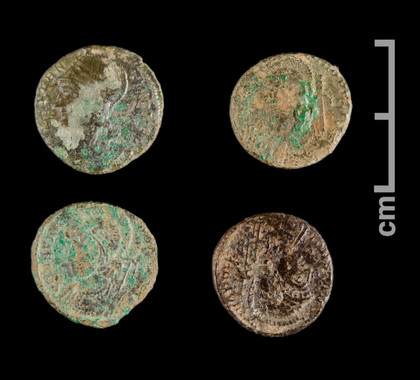 Roman Coins - Before