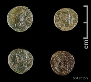 Roman Coins - After