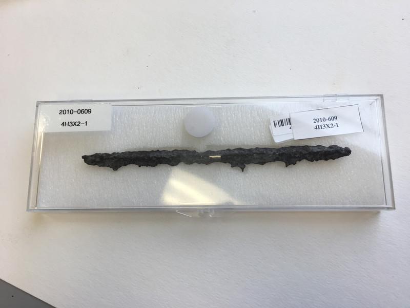 Bayonet Fragment - After Treatment