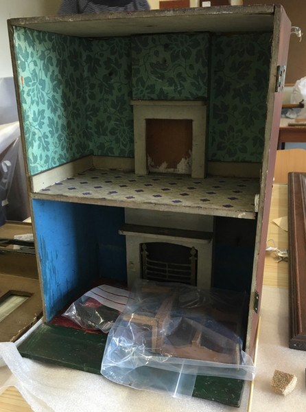 Before Treatment - the interior