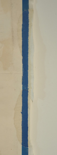 After treatment - infill and inpainting