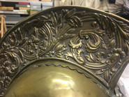 Brass Helmet - After
