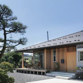 記事紹介 住宅AM 中庭と縁側の家