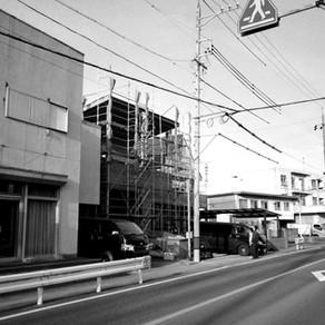 (NMK)三重の住宅上棟