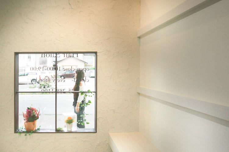 新潟市東区の美容室