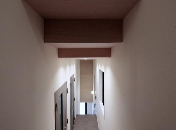 階段 下り