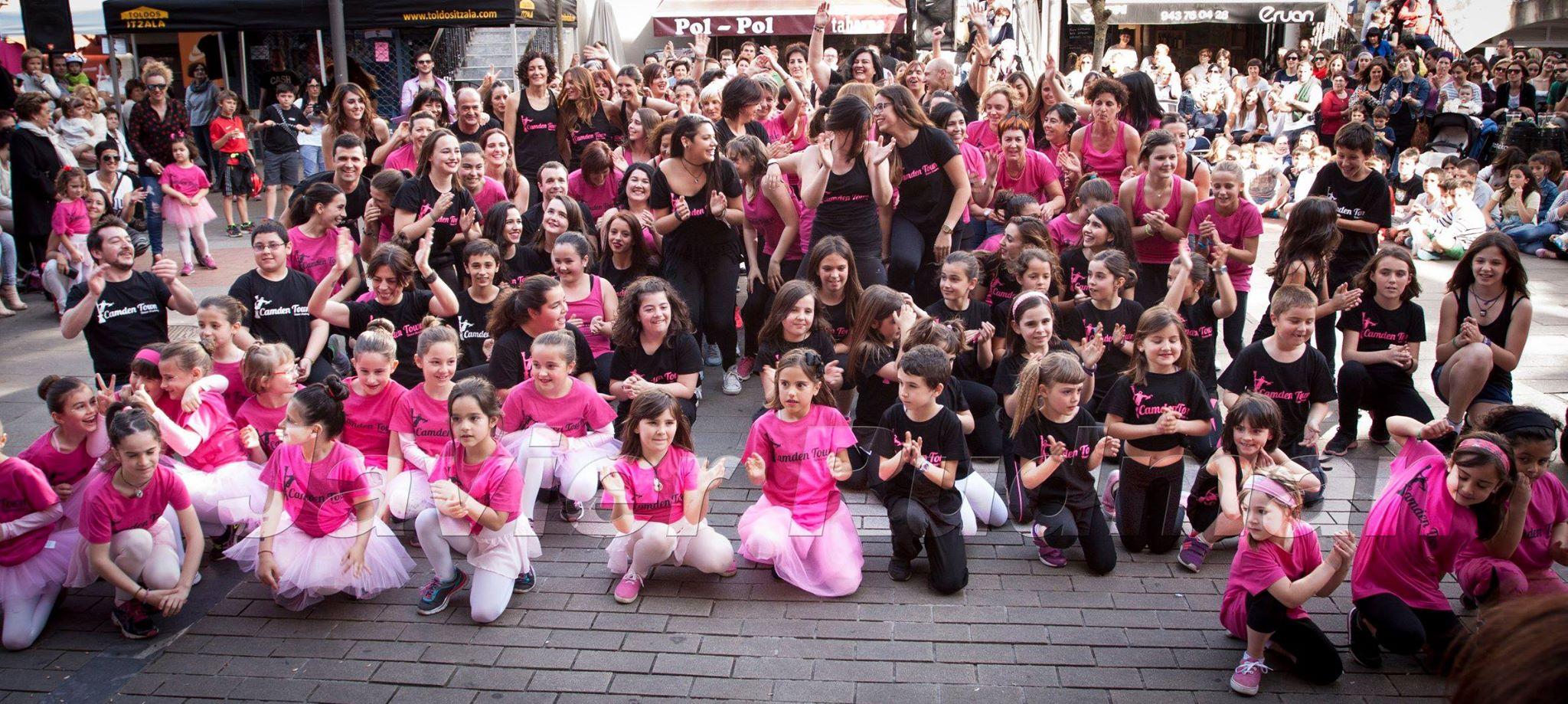camden town dance academy bergara