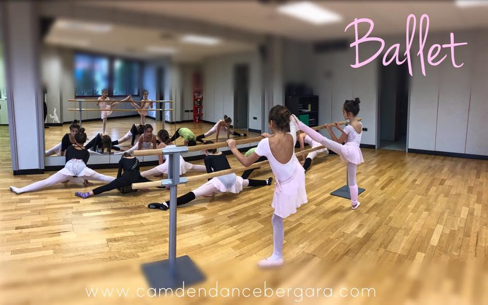 ballet camden town baile bergara