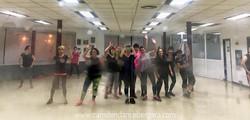 zumba academia de baile bergara
