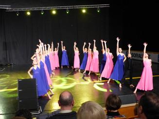 Danza, Música en Directo y Voces Prodigiosas