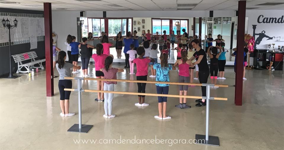 ballet camden town dance academy