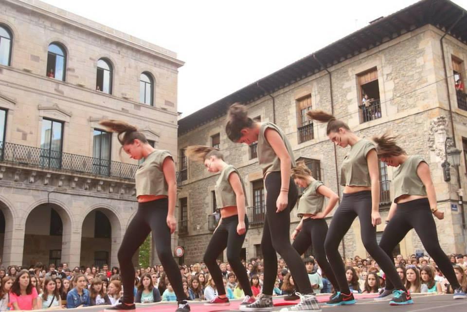 academia de baile en bergara