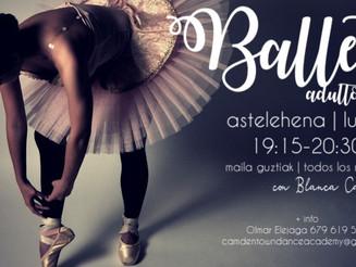 Este post te va a terminar de convencerte para practicar Ballet