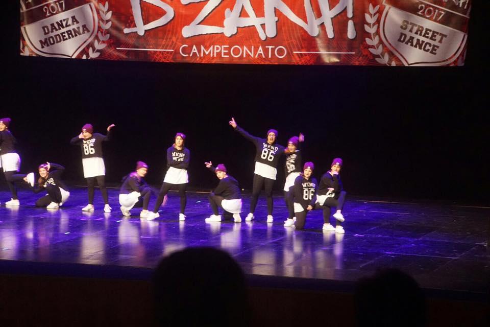 danzas urbanas baile pais vasco