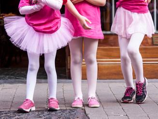 Beneficios del baile en los niñ@s