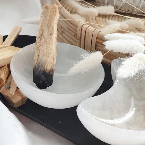 Selenite Cleansing Bowl