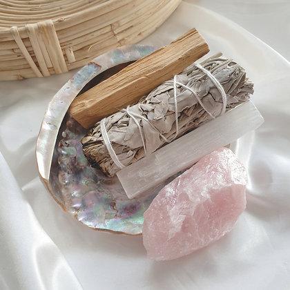 Sage & Love Cleansing Kit