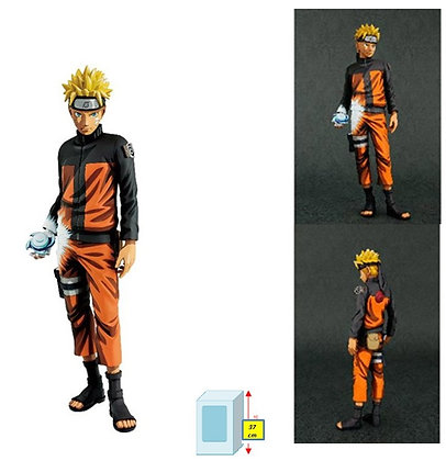 NARUTO - Figurine de Collection Shinobi Relations-UZUMAKI NARUTO Manga Dimension