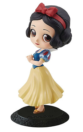 DISNEY - Figurine de Collection Q posket Blanche Neige 14cm