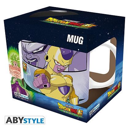 DRAGON BALL BROLY - Mug - 320 ml - Broly vs Freezer