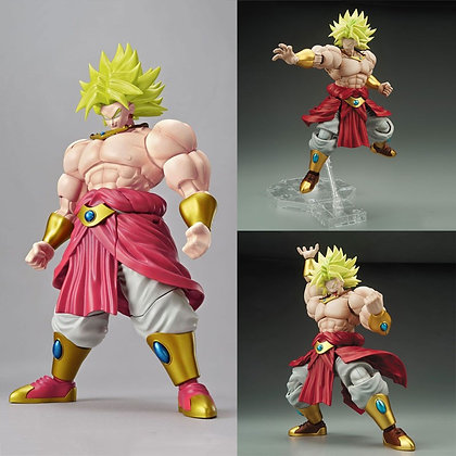 DRAGON BALL Super - Action Figurine Collector Super sayain legendaire Broly