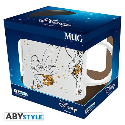 DISNEY - Mug Peter Pan - Fée Clochette