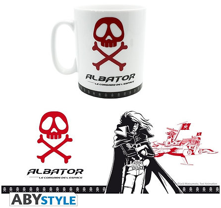 ALBATOR Mug et Emblème Grand contenant