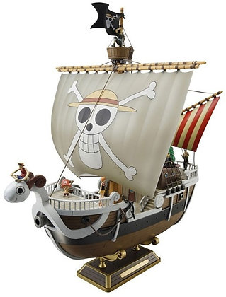 ONE PIECE - Bateau GOING MERRY