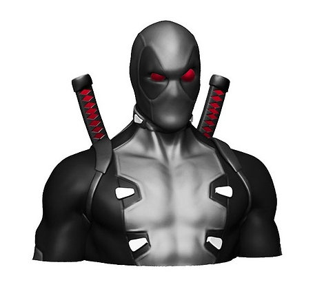 MARVEL - Bust Bank / Tirelire Deadpool X-Force