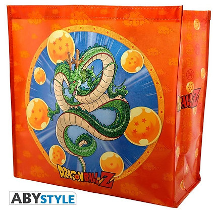 "DRAGON BALL - Shopping Bag - ""DBZ/Shenron & Kame Symbol"""
