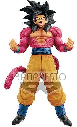 DRAGON BALL SUPER - SUPER MASTER STARS PIECE - SON GOKU SUPER SAIYAN IV - Brush