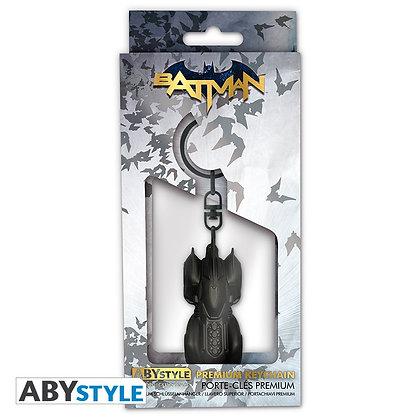 """DC COMICS - Porte-clés 3D premium """"Batmobile"""""""