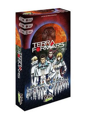 TERRA FORMARS - Le Jeu