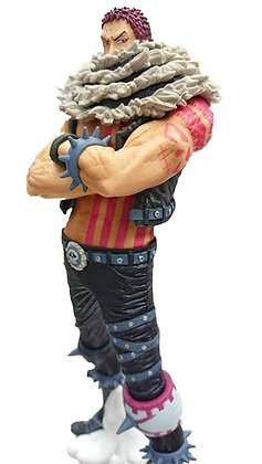 ONE PIECE - Figurine de Collection KING OF ARTIST THE CHARLOTTE KATAKURI