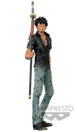 ONE PIECE SUPER MASTER STARS PIECE THE TRAFALGAR LAW