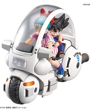 DRAGONBALL - MECHA COLLECTION DRAGONBALL Vol.1 Bulma's Capsule No.9 Motorcycle