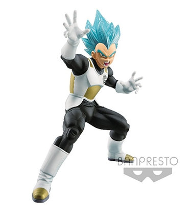 DRAGON BALL - Figurine de Collection HEROES TRANSCENDENCE ART vol.2 Vegeta