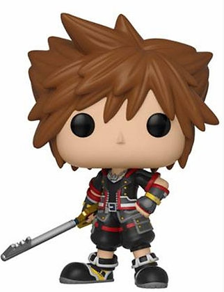 Kingdom Hearts 3 Figurine POP! Disney Vinyl Sora