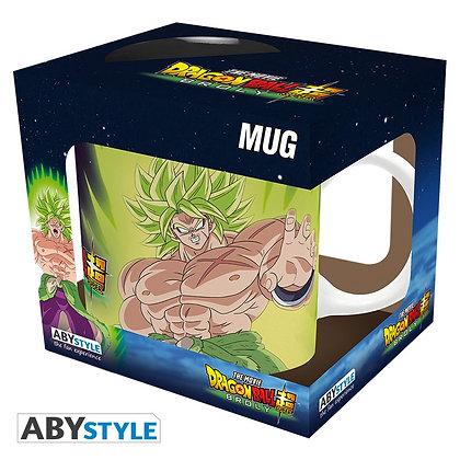 DRAGON BALL BROLY - Mug - 320 ml - Broly contre Goku & Vegeta