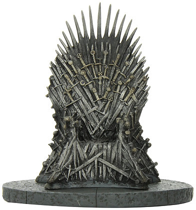 GAME OF THRONES - Mini Replica Iron Throne - Trône de fer