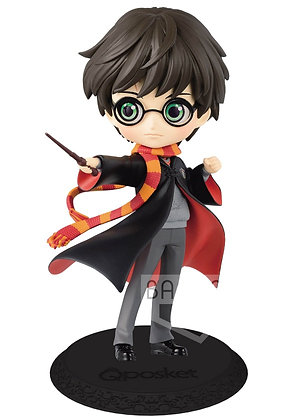 HARRY POTTER - Figurine de Collection Harry Potter format QPosket