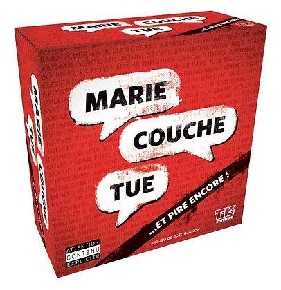 MARIE COUCHE TUE - Jeu de Carte