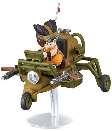 DRAGONBALL - MECHA COLLECTION DRAGONBALL Vol.4 Son Gokou's Jet Buggy