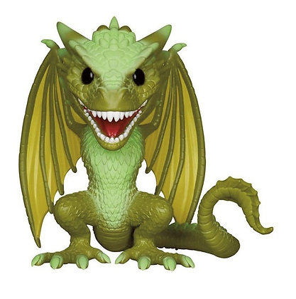 GAME OF THRONES - POP! Vinyl 47: Rhaegal Grande Taille