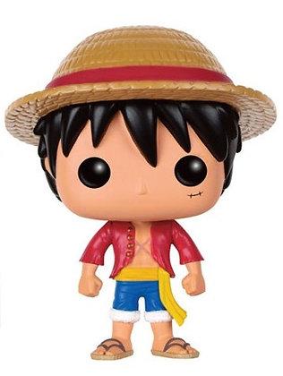 One Piece POP! Télévision vinyle figurine Monkey D. Luffy