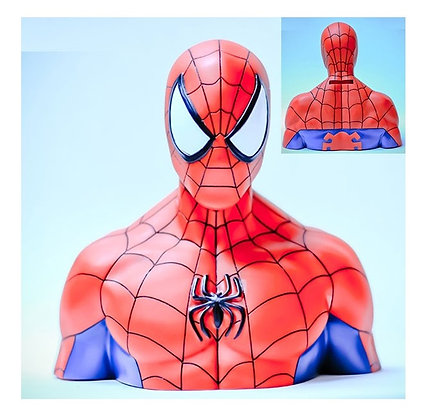 MARVEL - Bust Bank Spider man/ Tirelire