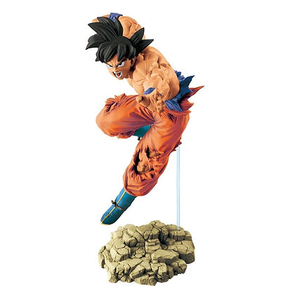 DRAGON BALL Super - Figurine de Collection Tag Fighters - Son Goku